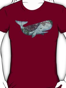 Whale in the Deep T-Shirt