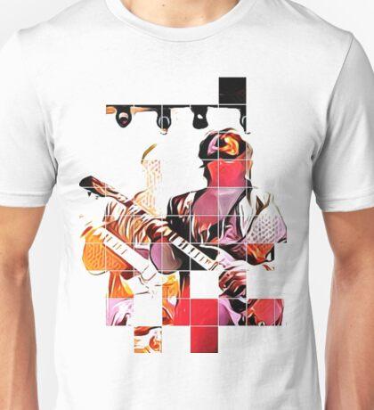 Tony Iommi Pixel-led  Unisex T-Shirt
