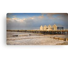 Busselton Jetty at Sunset Canvas Print