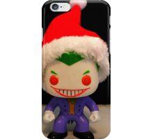 Santa Joker iPhone Case/Skin