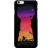 Lock iPhone Case/Skin