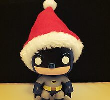 Batman Claus by FendekNaughton