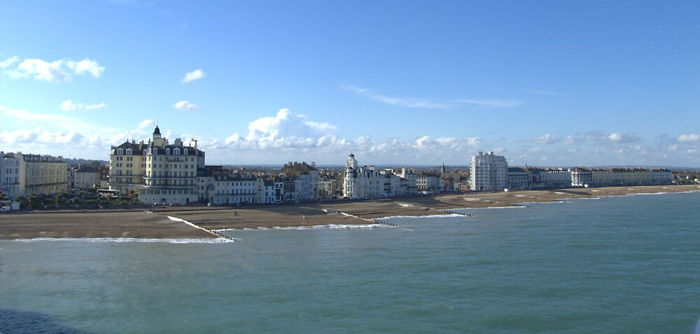 Eastbourne vista by John Thurgood