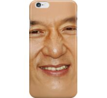 Jackie Chan  iPhone Case/Skin