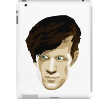 Doctor Who #11 Matt Smith iPad Case/Skin