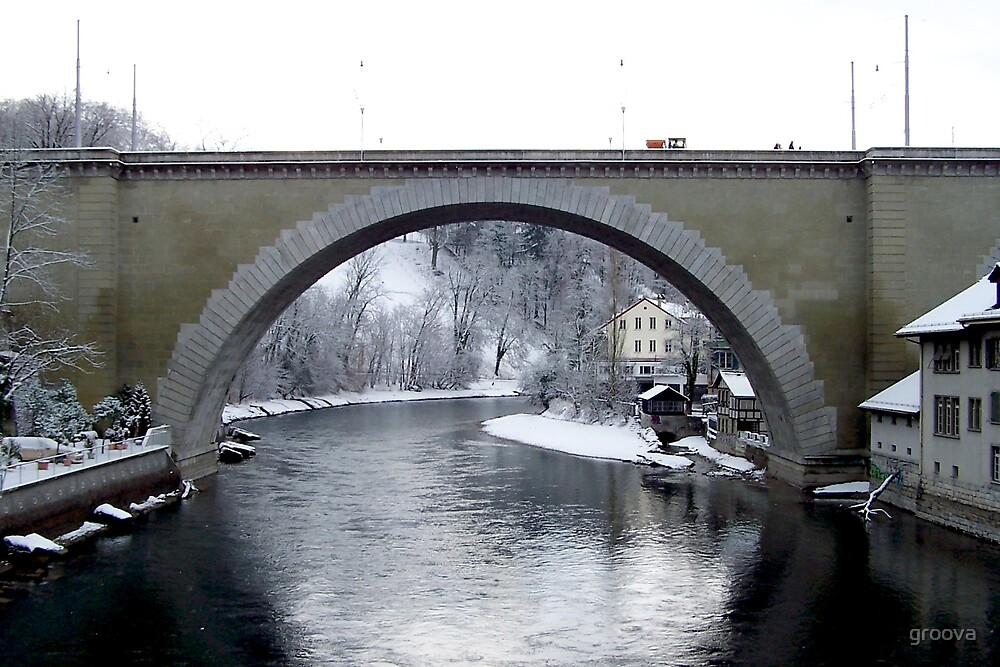 a Bridge of Bern by groova