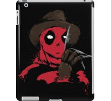 A Nightmare on Pool Street iPad Case/Skin