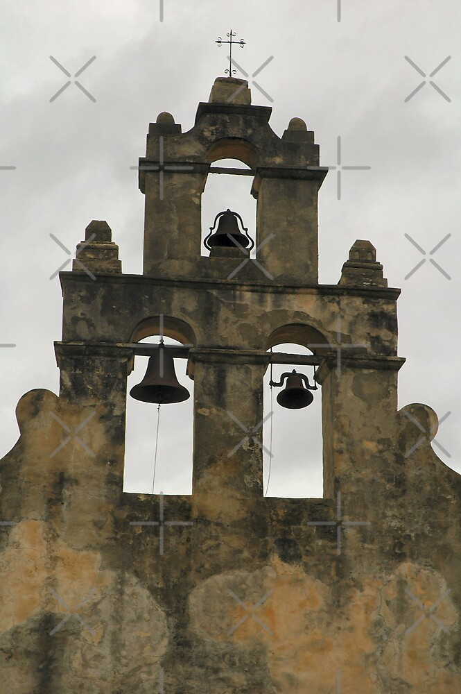 Bells of San Juan by Holly Werner