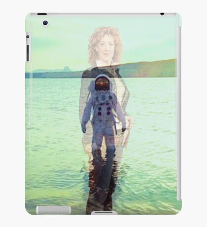 The Impossible Astronaut - River Song iPad Case/Skin