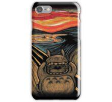 Munch's Neighbor iPhone Case/Skin