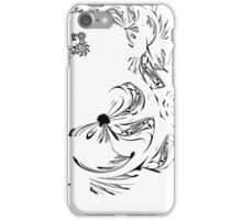 abstract pinwheel iPhone Case/Skin