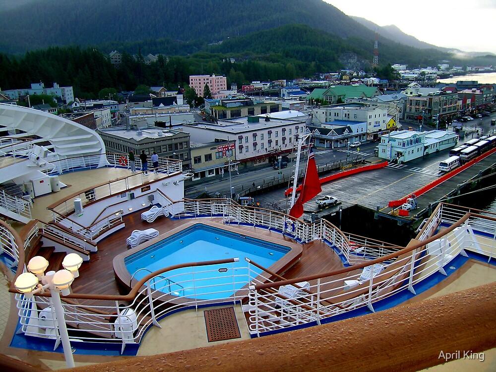 Ketchican Alaska by April King