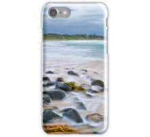 On the rocks Saltwater 01 iPhone Case/Skin