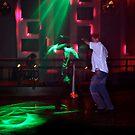Green Dancer by Leigh Ann Pobiak