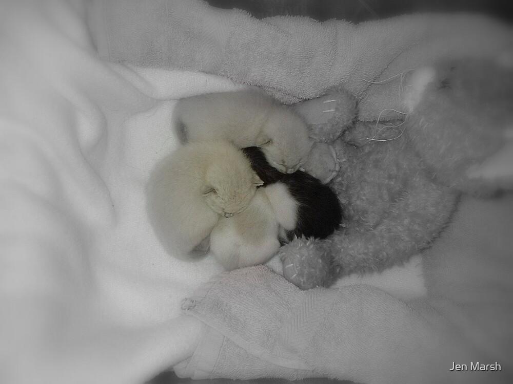 Poor Little Orphans by Jen Marsh