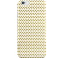 Goil Foil Dots iPhone Case/Skin