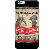 Ocarina Legends iPhone Case/Skin