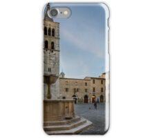 Bevagna Square iPhone Case/Skin