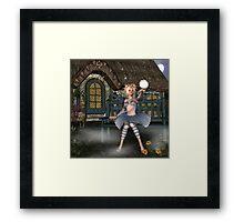 Moonlit Magic Framed Print
