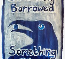 'Something Borrowed, Something Blue' by Thea T