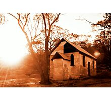 Let us Pray II Photographic Print