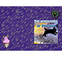 The adventures of Tinsycat, a children's picture book Photographic Print