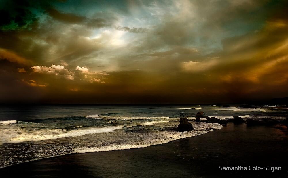 Portsea Glory by Samantha Cole-Surjan