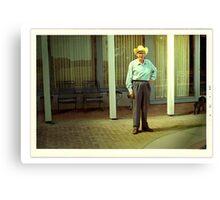 My Gramp. Canvas Print