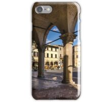 Montefalco Arches iPhone Case/Skin