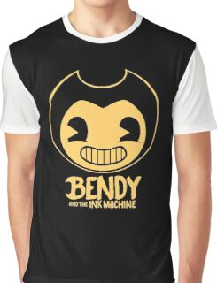 Bendy and the Ink Machine Graphic T-Shirt
