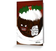 The Proof is in... Greeting Card