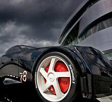 Concept Race Car by Chris Marquardt