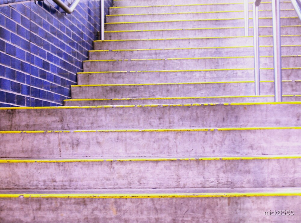 Bloody Boronia steps by mick8585