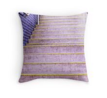 Bloody Boronia steps Throw Pillow