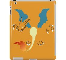 Flat Charizard iPad Case/Skin