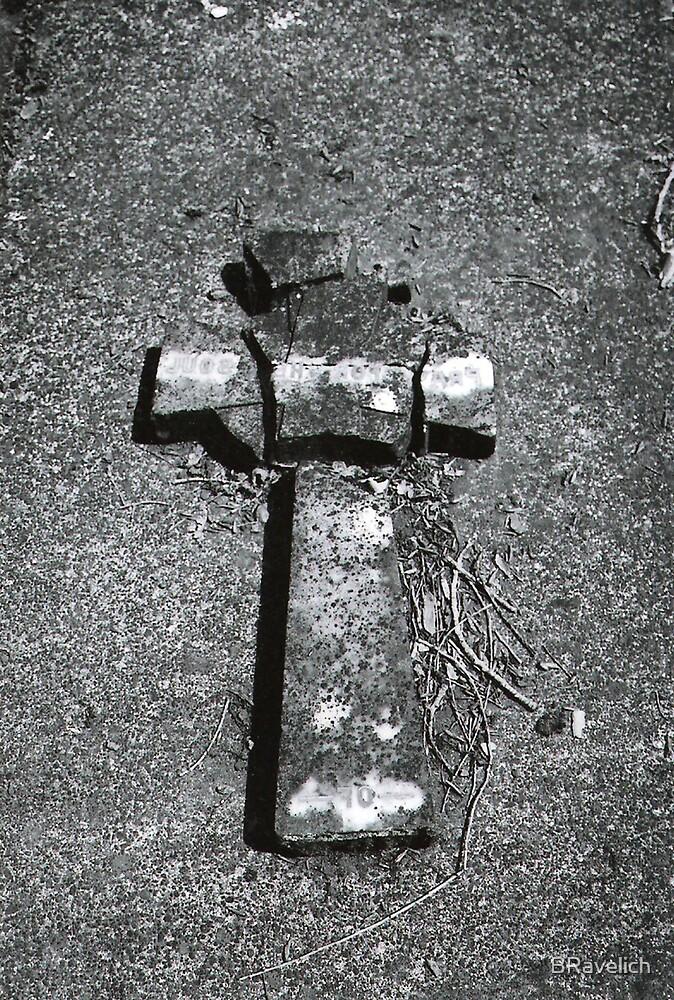 Broken Cross by BRavelich