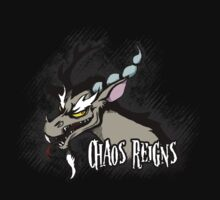 My Little Pony Discord - Chaos Reigns by Kaiserin