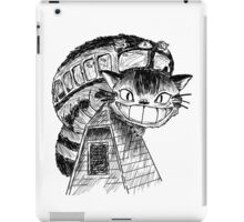 Catbus iPad Case/Skin