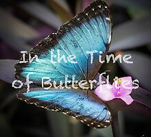 Marie Cardona - In the Time of Butterflies by Marie  Cardona