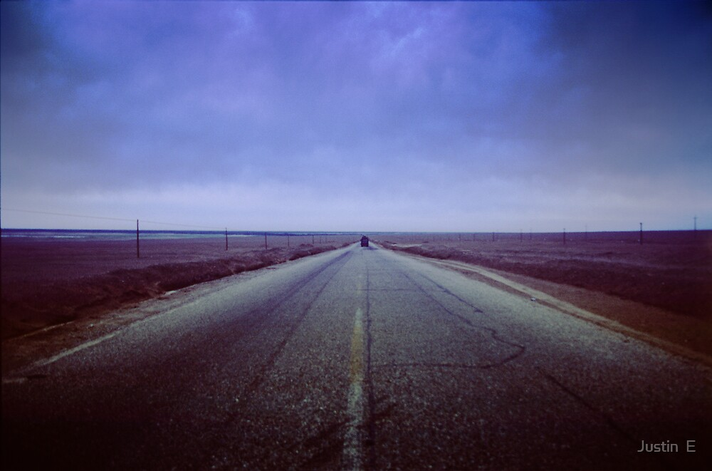 Road to Nowhere by Justin  E