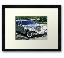 limo Framed Print