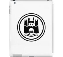 Wolfsburg (Clean) iPad Case/Skin