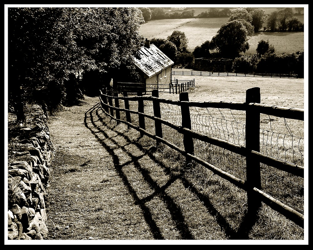 Gravel Path to Grannies by Tipptoggy