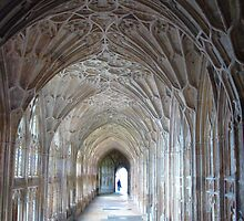Gloucester Cathedral by Peter Fenna