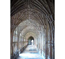 Gloucester Cathedral Photographic Print