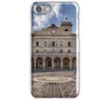 Montefalco Square iPhone Case/Skin