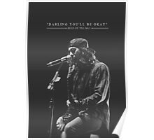 Vic; Darling you'll be okay. Poster