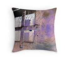 Closed Web Throw Pillow