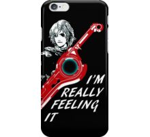 I'm Really Feeling It iPhone Case/Skin