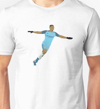 Gabriel Jesus Unisex T-Shirt